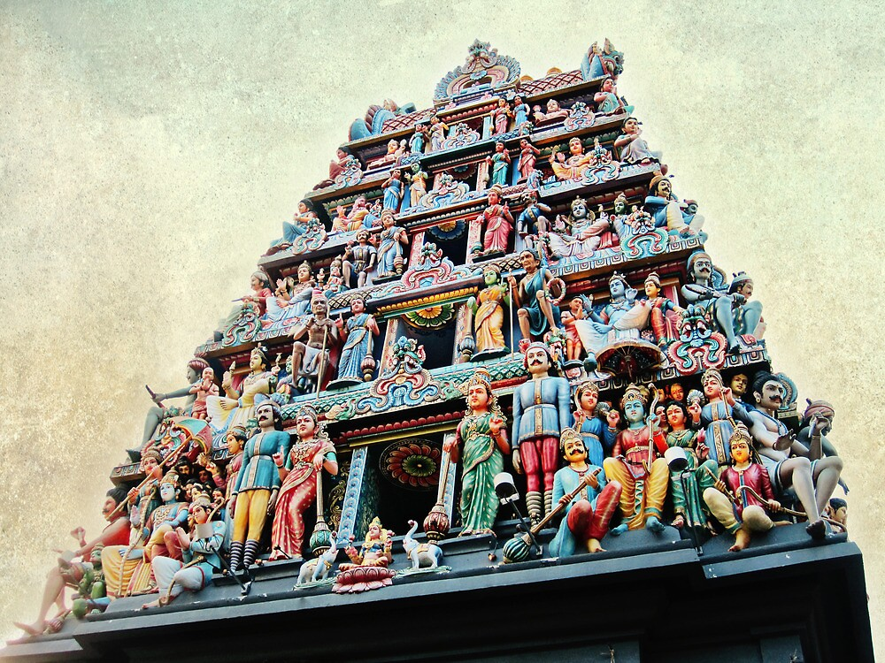 Sri Mariamman Temple by jaymephoto