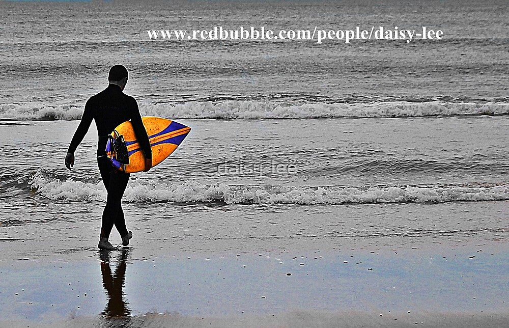 Surfer Torquay Victoria by daisy-lee