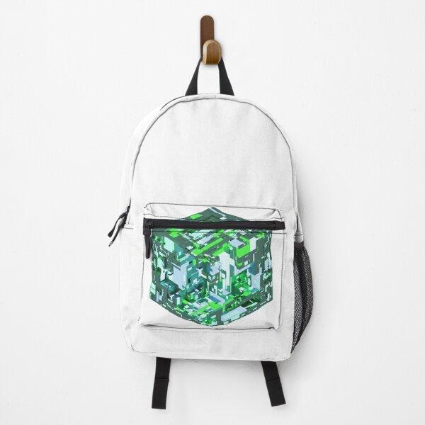 Futuristic Cube Backpack