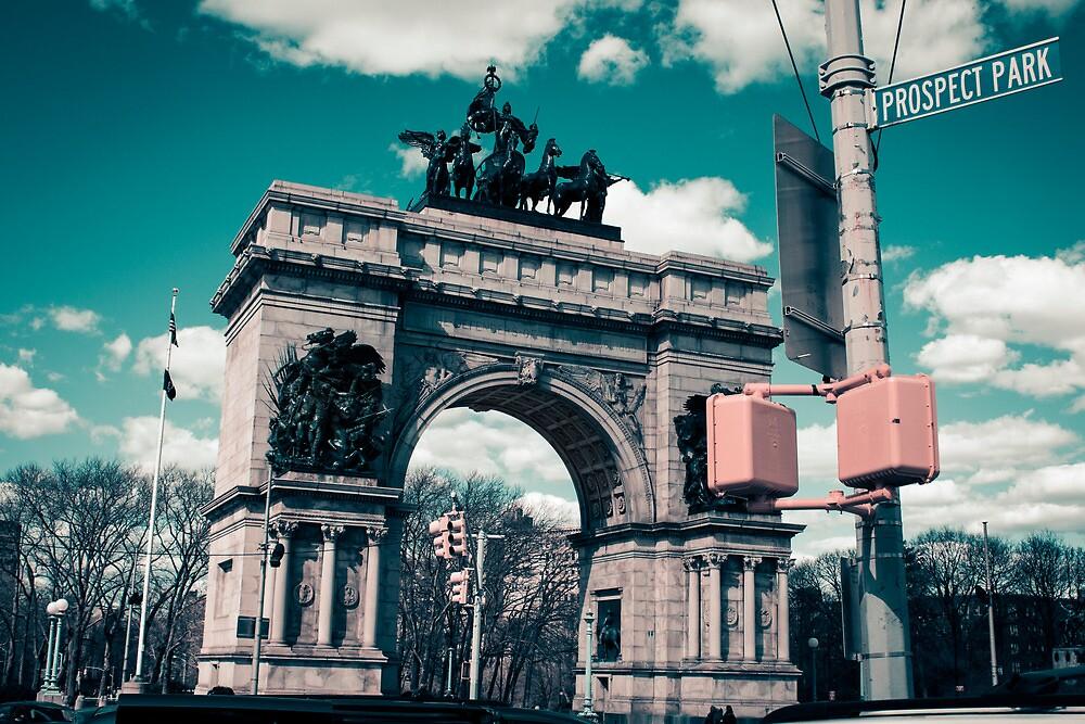 Brooklyn, New York by Ageness