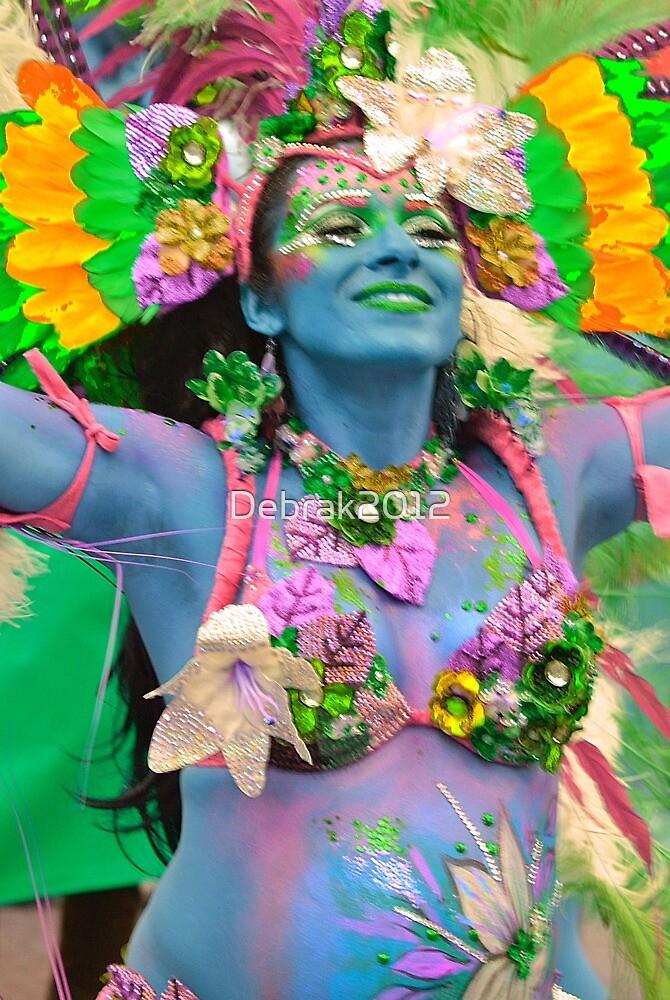 Carnival Goddess  by Debrak2012