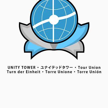 Pokémon Unity Tower Design by ReverseG
