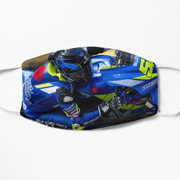 Sylvain Guintoli racing Mascarilla plana