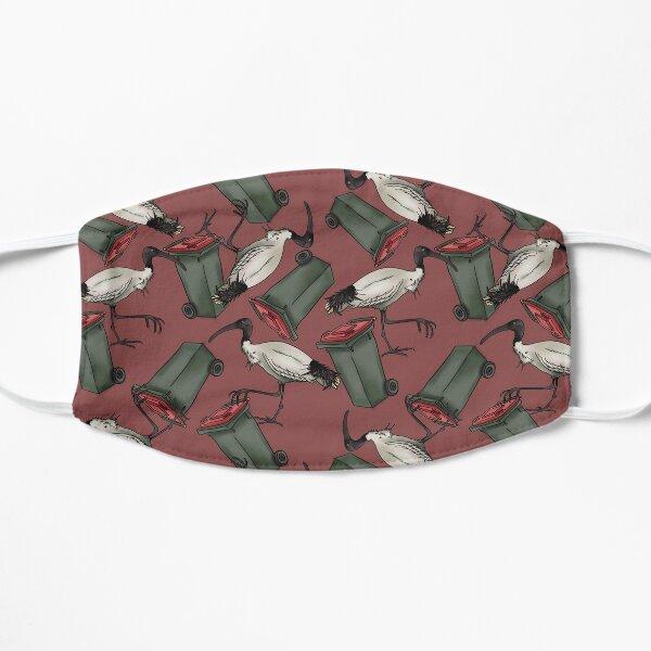 Bin Chicken - Maroon Mask
