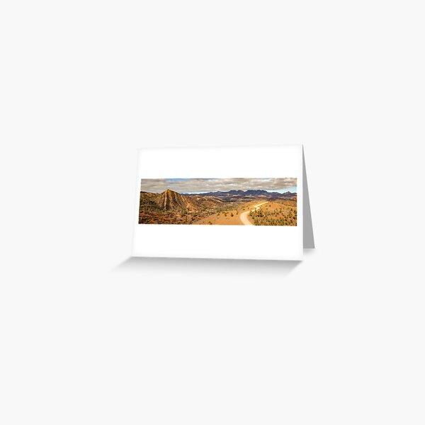 Bunyeroo Valley Greeting Card