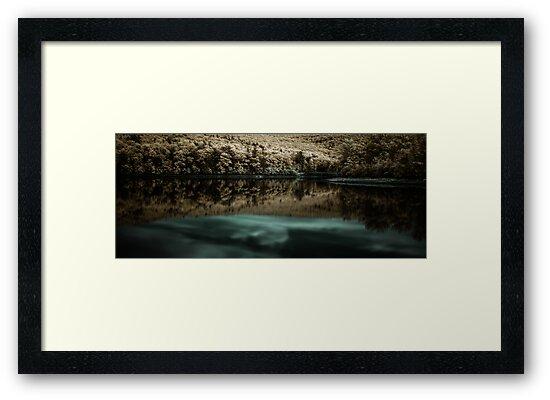 Lake Scranton by Edward Brezinski
