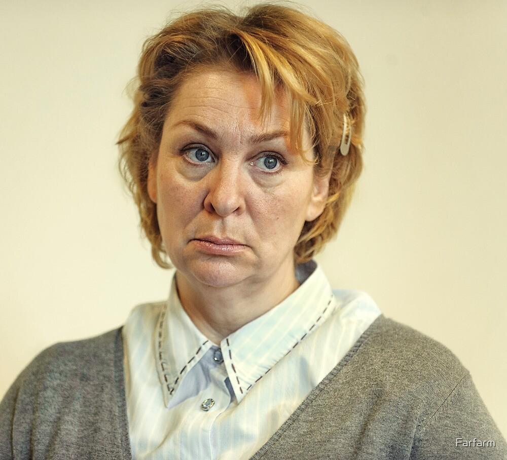 Marjolein (as Annie Wilkes) by Farfarm