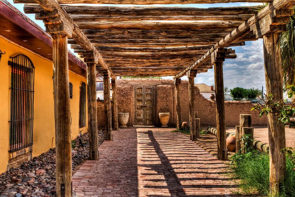 San Elizario Hacienda by Ray Chiarello