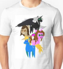 FFVII Cast (In BBBFF Version Of MLP) T-Shirt