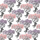 Blossom Antler Pattern by samclaire