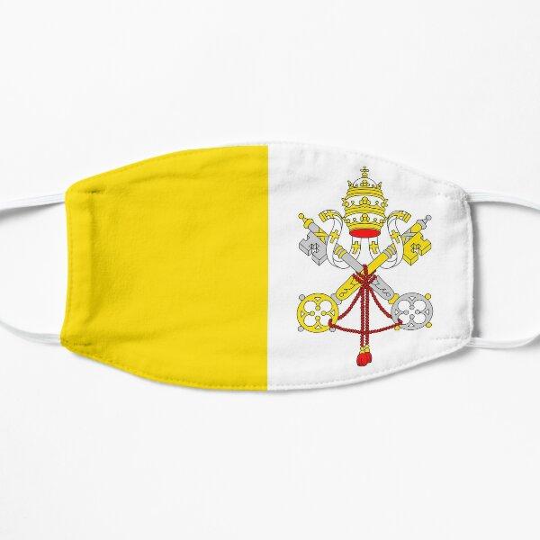 Cité du Vatican catholique Saint-Siège Masque sans plis