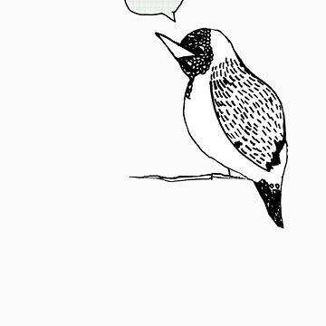 birdy by vikush
