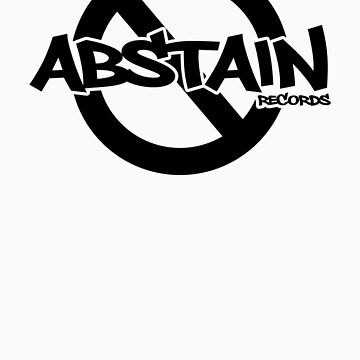 Abstain Records Logo by AbstainRecords