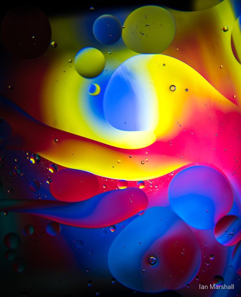 Oily Water by Ian Marshall