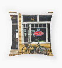 Portlandp, Maine Throw Pillow