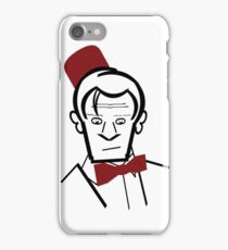Fezzes Are COOL! iPhone Case/Skin