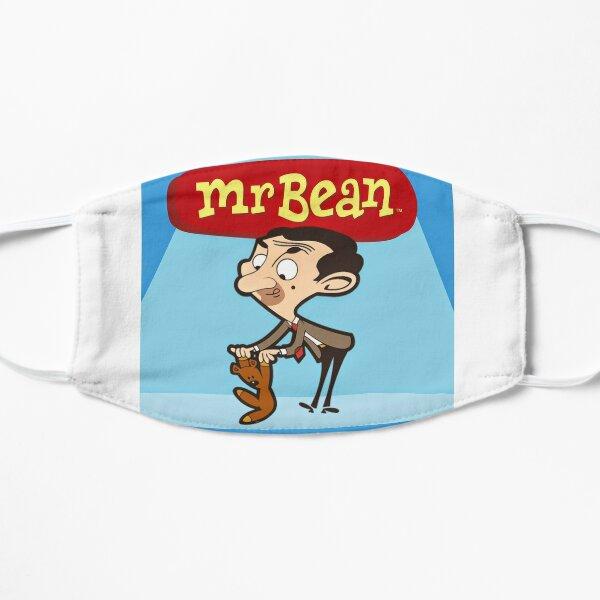 10921 série animée Mr Bean Masque sans plis