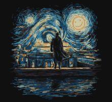 Starry Fall (Sherlock) | Unisex T-Shirt