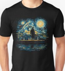 Starry Fall (Sherlock) Unisex T-Shirt