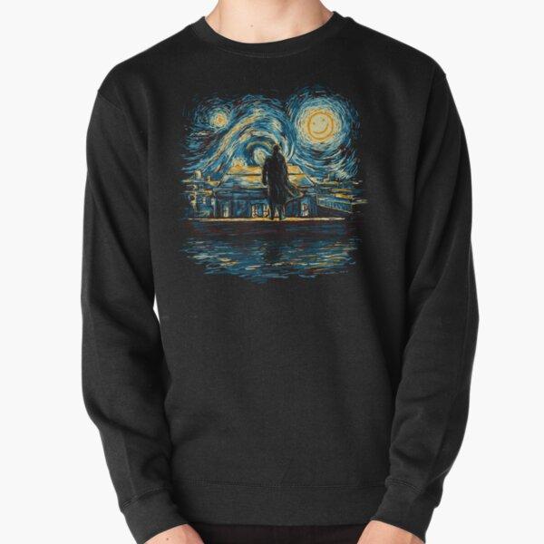 Starry Fall (Sherlock) Pullover Sweatshirt