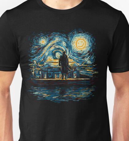 Starry Fall (Sherlock) Unisex T-Shirt