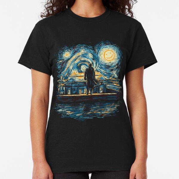 Starry Fall (Sherlock) Classic T-Shirt