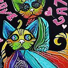 Love Cats by Laura Barbosa