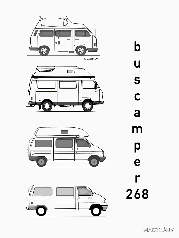 Just the campervans by MAC2214JV