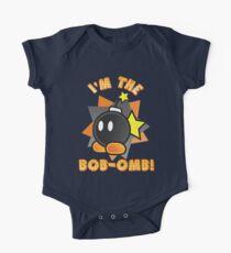 I'm the Bob-omb! Super Mario Kids Clothes