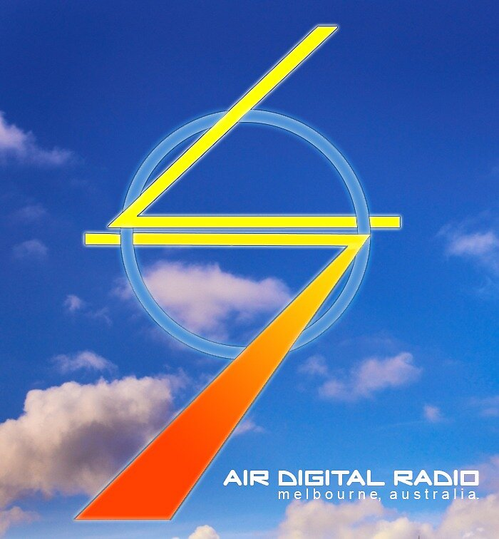 Air Digital Radio - Blue Sky by WolfieRankin