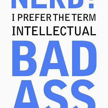 Intellectual BA by ScienceSwag