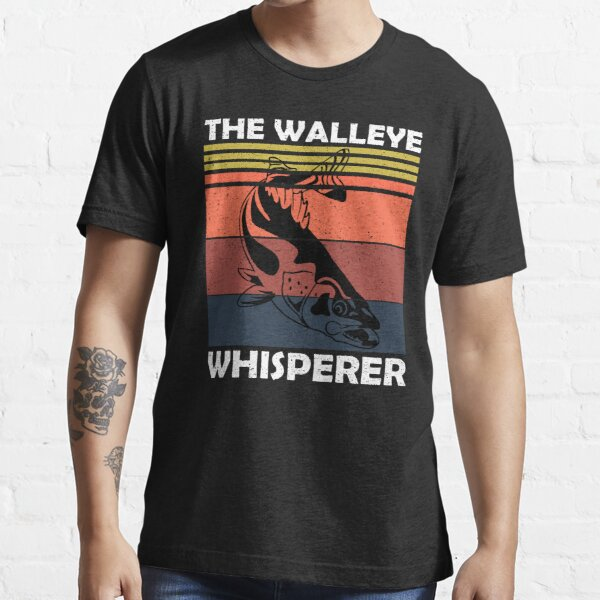Vintage The Walleye Whisperer  Essential T-Shirt