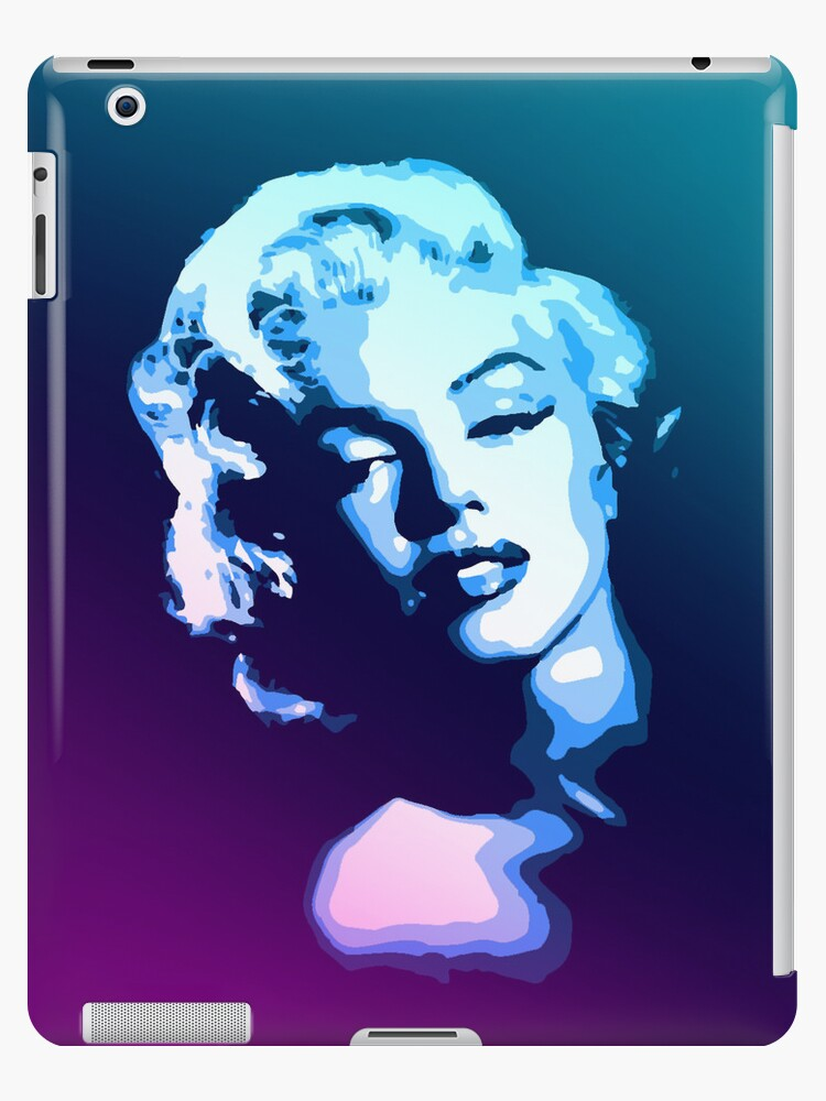 Marilyn Monroe Ipad Case by GraphicLife