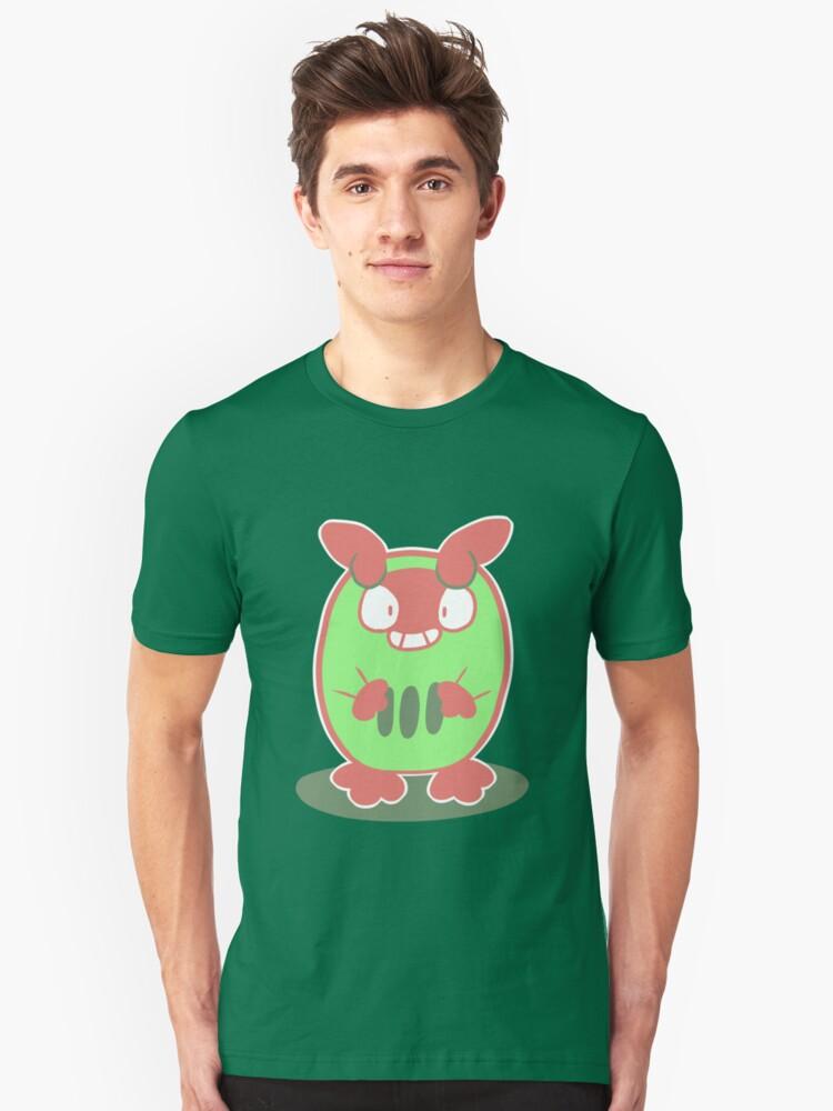 Darumelon Unisex T-Shirt Front