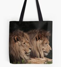 Lions In The U.K. Tote Bag
