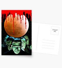 Universal Monsters Postcards