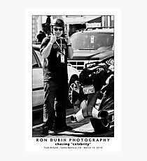 Tom Arnold - Born To Be Mild Photographic Print