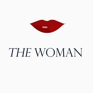 The Woman Version 2 by vitabureau