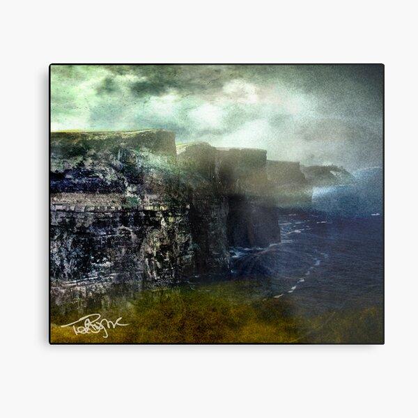 Cliffs, Crags, Prows Metal Print