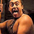 I Am Maori !! by phil decocco