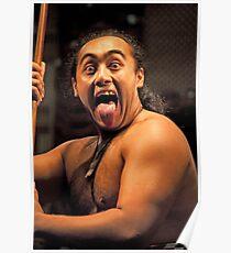 I Am Maori !! Poster