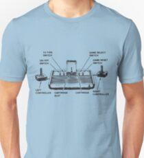 atari set up instructions Unisex T-Shirt
