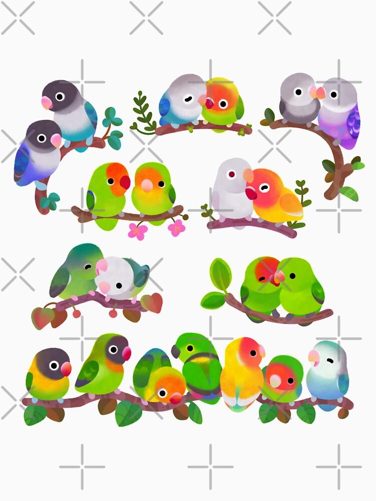 Lovebird by pikaole