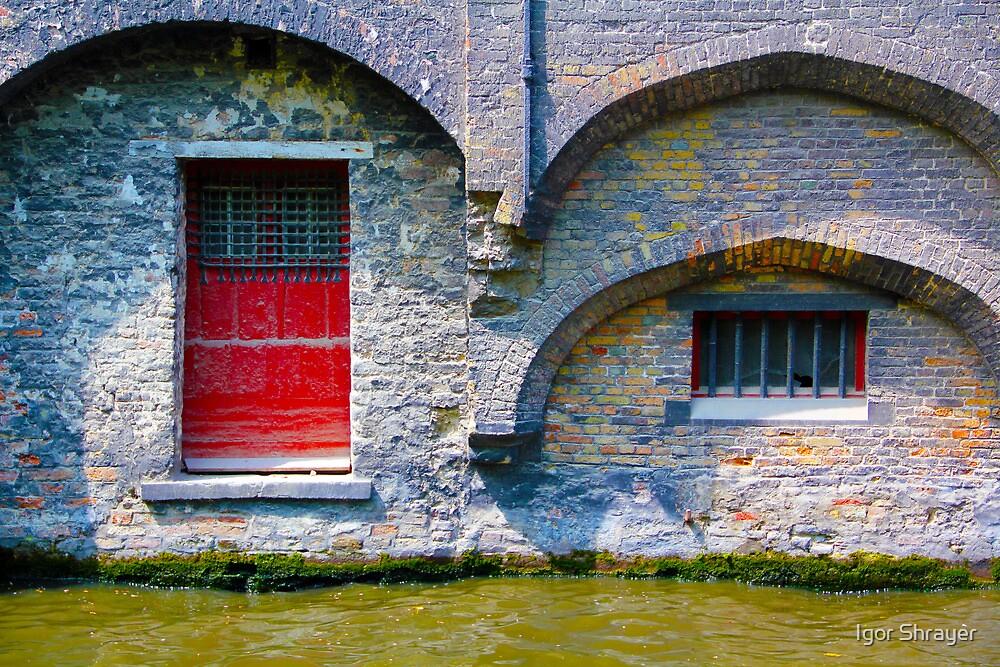 Bruges 5 by Igor Shrayer