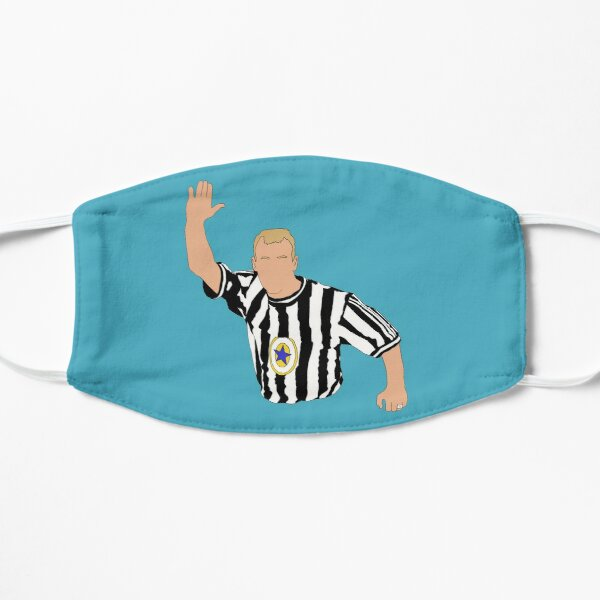 Alan Shearer Newcastle Iconic Celebration Mask