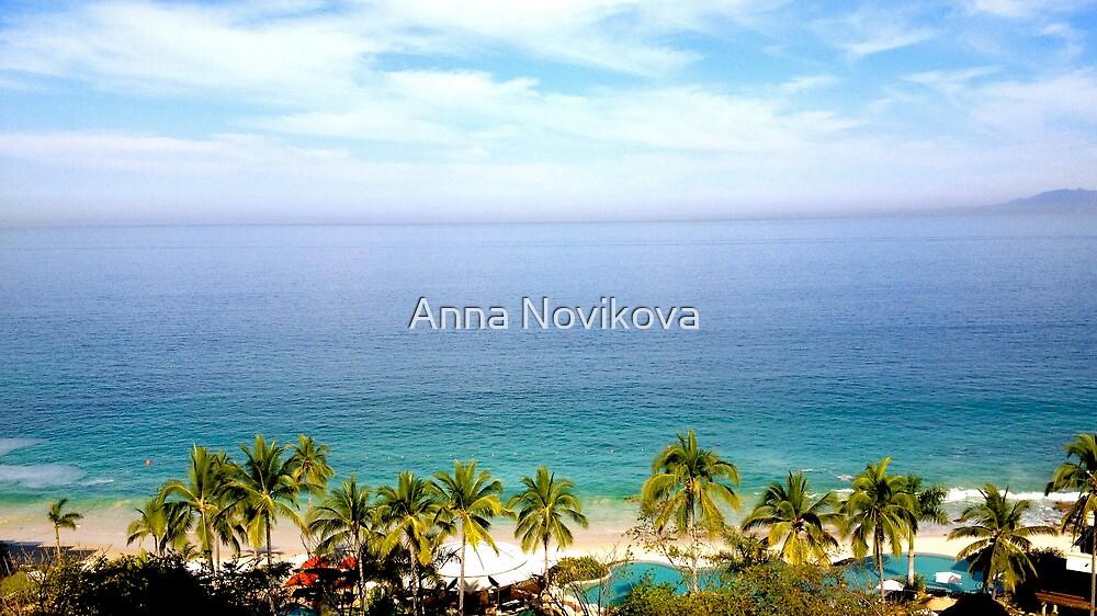 Beach by Anna Novikova