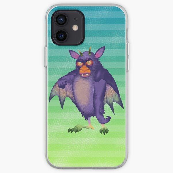 Batsquatch iPhone Soft Case