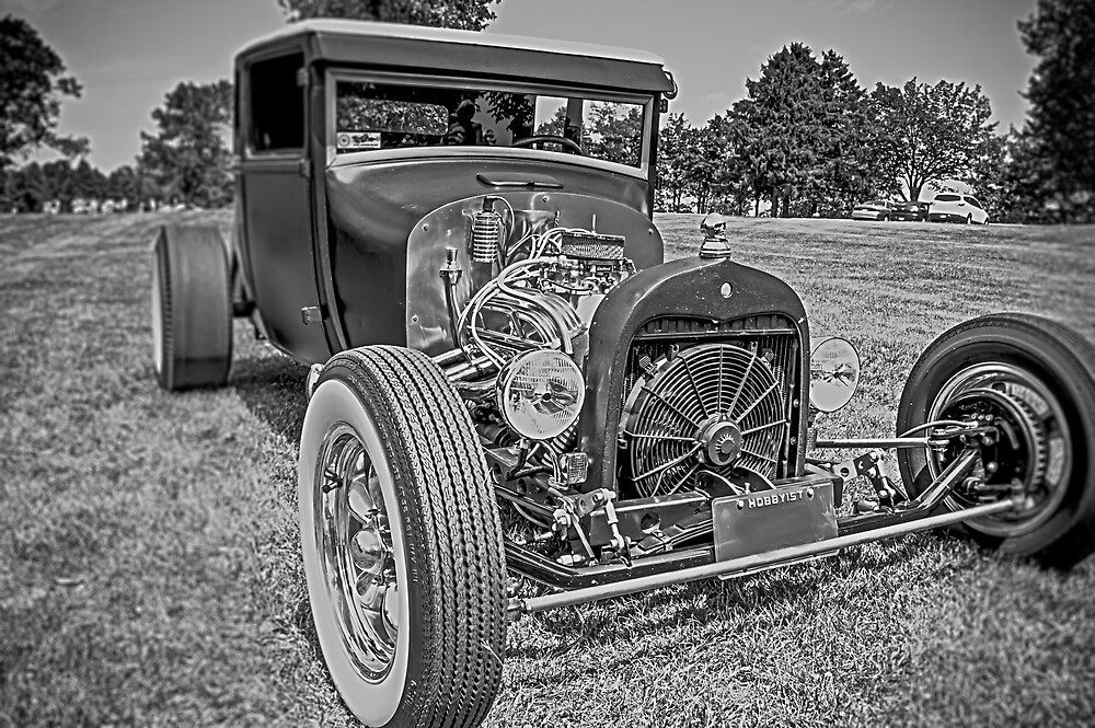 Classic Ford by James Meyer
