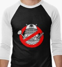 Timebusters Men's Baseball ¾ T-Shirt