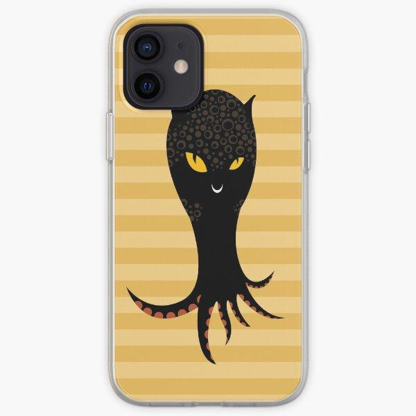 Jaguar Squid iPhone Soft Case